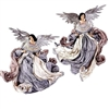 "RAZ IMPORTS 14"" ANGEL ORNAMENT SET OF 2  **SOLD OUT**"
