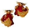 "RAZ IMPORTS 18"" FLYING ANGELS (SET OF 2)"