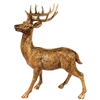 Raz Imports Copper Mountain Collection 32'' Deer RAZ3701672