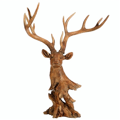 "Raz Imports Copper Mountain Collection 28.5"" Deer Head RAZ3711151 OUT OF STOCK SOLD OUT"