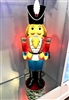 "Season's Design 38"" NUTCRACKER W/ LED LIGHT"