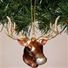 STERLING 4' DEER ANTLER ORNAMENT (SET OF 6)