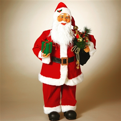 STERLING 36'' A/C ANIMATED SANTA