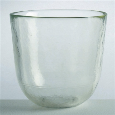 Tag Ariel hammered centerpices glass bowl (set of 2)