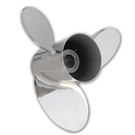 Signature Pleasure THREE Blade propeller for Bravo, Alpha 1