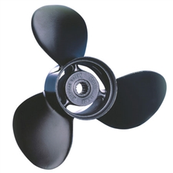 Three Blade Aluminum Propeller 8-20hp (8 Tooth Spline) Honda