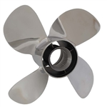 FOUR By 4 Front Propeller for Mercruiser Bravo Three