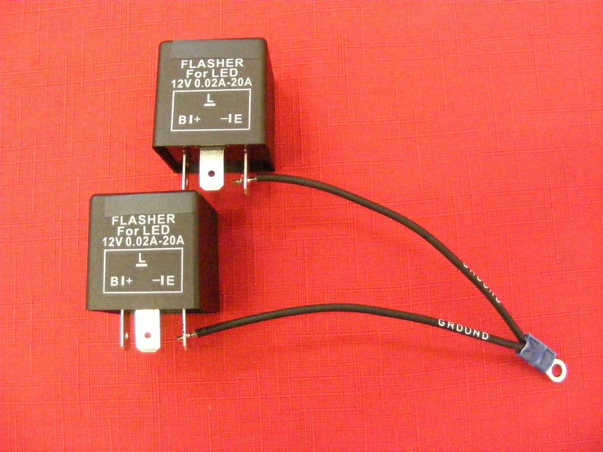 LED Flasher BlackBox upgrade kit