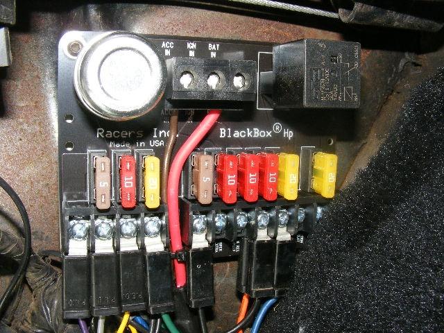 blackbox hp for corvair rh racersrods com 1966 corvair fuse box 65 corvair fuse box