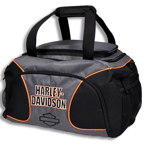 harley-davidson duffle bag - leather bound online