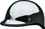 Chrome Novelty Motorcycle Helmet - Polo