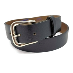 Oil Tan Genuine Leather Belt: Uniform USA Cowhide