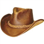Henschel Leather Cowboy Hats: Shape-able
