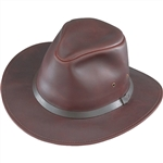 Henschel Hat - Mens Crushable Brown Safari Hat