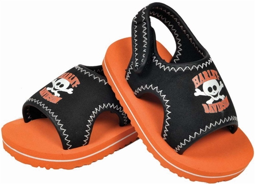 Harley Davidson Baby Clothes Boys Sandals Leather