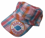 Harley-Davidson Girl's Plaid Hat