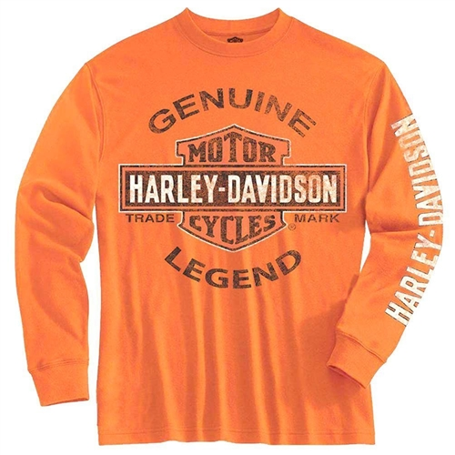 Harley Davidson Kids Clothes Boys Vintage Shirt