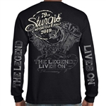 Long Sleeve 2019 Sturgis Black Hills Shirt