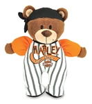 Harley-Davidson Baby Teddy Bear Rattle Boys