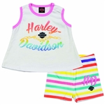 Harley-Davidson Baby Clothes: Baby Doll Outfit