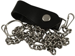 Biker Replacement Wallet Chain - 24 Inches