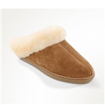 Womens Minnetonka Sheepskin Slippers