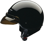 DOT Open Face Motorcycle Helmet: Helmet City Inc.