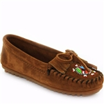 "Minnetonka ""Me to We Maasi"" Beaded Moccasins"