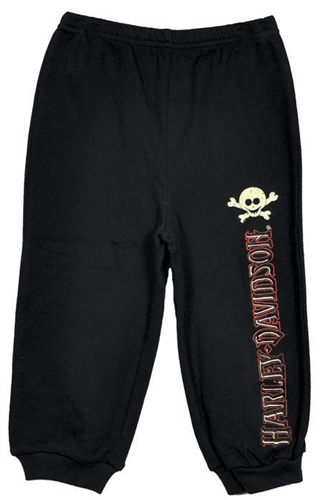 Harley Davidson Baby Clothes Boys Sweat Pants Leather