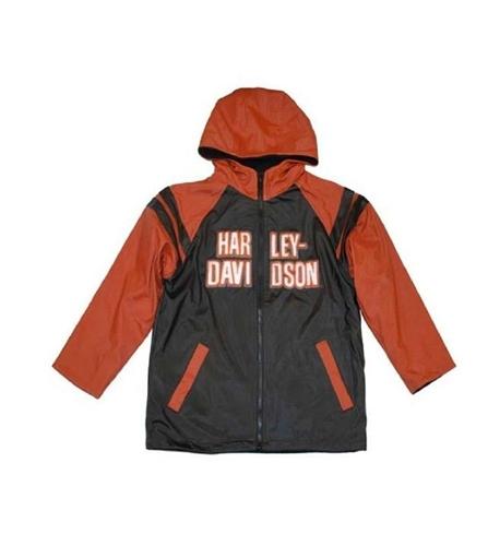 Harley davidson boy jacket girl 11