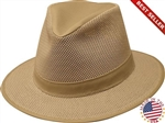 Henschel Breezer Hat - Crushable Safari