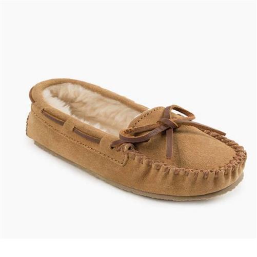 Minnetonka Moccasins Girls Slippers
