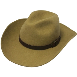 Henschel Western Hats - Men's Brown Outback