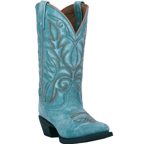 ded4b8f8170 Laredo Turquoise Western Boots