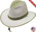 Summer Breezer Hat - Ultra Light Aussie - UPF 50+