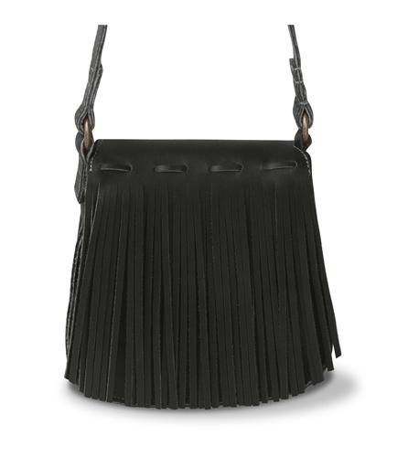 Minnetonka Leather Fringe Handbag