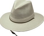 Henschel Breezer Hat - Crushable Mesh Cowboy