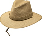 Henschel Breezer Hat - Crushable Mesh Aussie