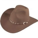 Henschel Walker Cowboy Hat - Wool