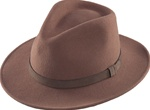 Wool Cowboy Hats - Henschel Crushable Outback Hat