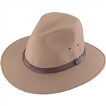 Henschel Mens Hats -Waterproof Cloth Safari Hat