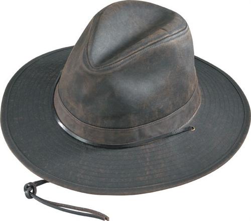 Nat Geo Crushable Aussie Cowboy Hat - Leather Bound Online b7c0dfdc50f
