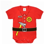 Baby fire fighter Outfit