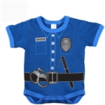 Baby Police Officer Outfit