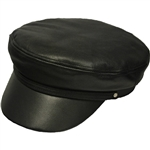 Men's Leather Hats - Henschel Brando Hat