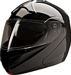 Full Face Flip Up Motorcycle Helmets with Retractable Visor