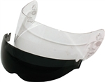 HCI 89 Series Retractable Interior Visor Lens