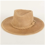 Minnetonka Men's Leather Cowboy Hat