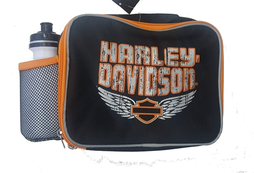 Harley Davidson Boys Lunch Bag