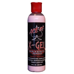 Ace it Motorcycle Polish: Scratch Remover